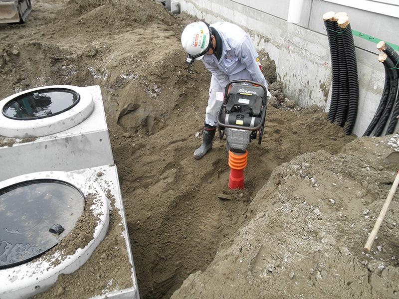 電気土木工事